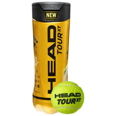 Head Tour XT x3 Tenis Topu