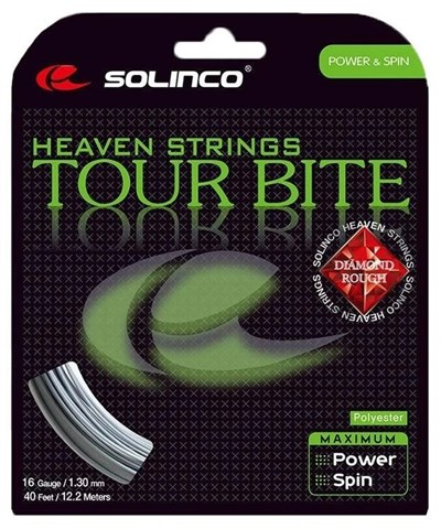Solinco Tour Bite 16 Diamond Rough 12M / 1.30 Kordaj